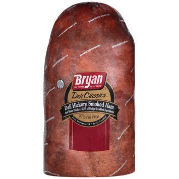 Bryan® Deli Classics® Deli Hickory Smoked Ham