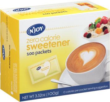 N'Joy® Brand Zero Calorie Sweetener 100 Packets Box