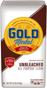 gold medal® unbleached all-purpose flour