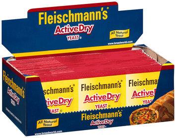 Fleischmann's® Active Dry Yeast 20-0.75 oz. Packets