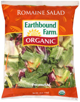 earthbound farm® organic romaine salad
