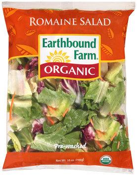 Earthbound Farm® Organic Romaine Salad 10 oz. Bag