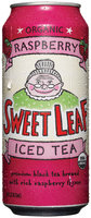 Sweet Leaf Tea Raspberry 16 fl. oz. Can