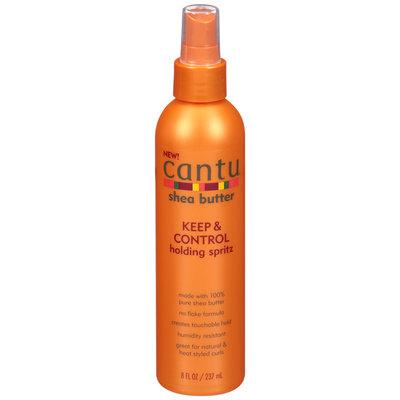 Cantu® Shea Butter Keep & Control Holding Spritz 8 fl. oz. Bottle