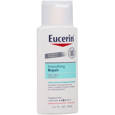 Eucerin® Smoothing Repair Dry Skin Lotion 4.2 fl. oz. Squeeze Bottle