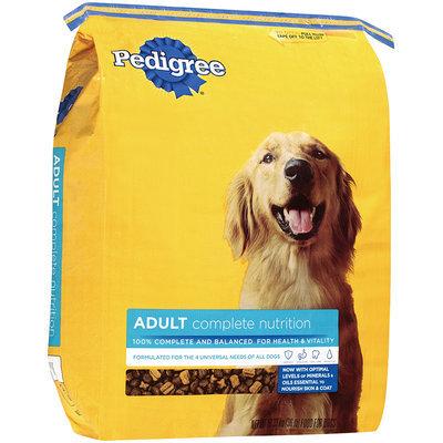 Pedigree® Adult Complete Nutrition Dry Dog Food 50 lb. Bag