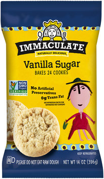 Immaculate® Vanilla Sugar Cookies 24 ct Pack