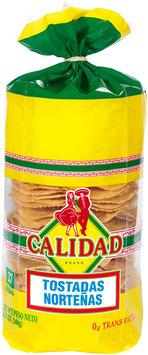 Calidad Brand® Tostadas 27 ct Bag