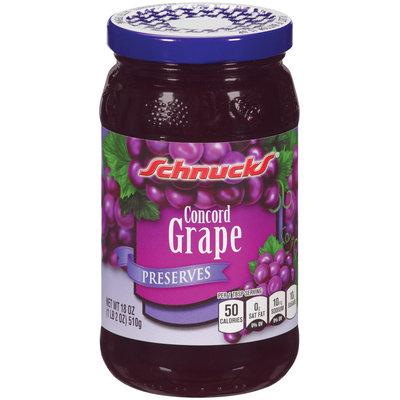 Schnucks® Concord Grape Preserves 18 oz.