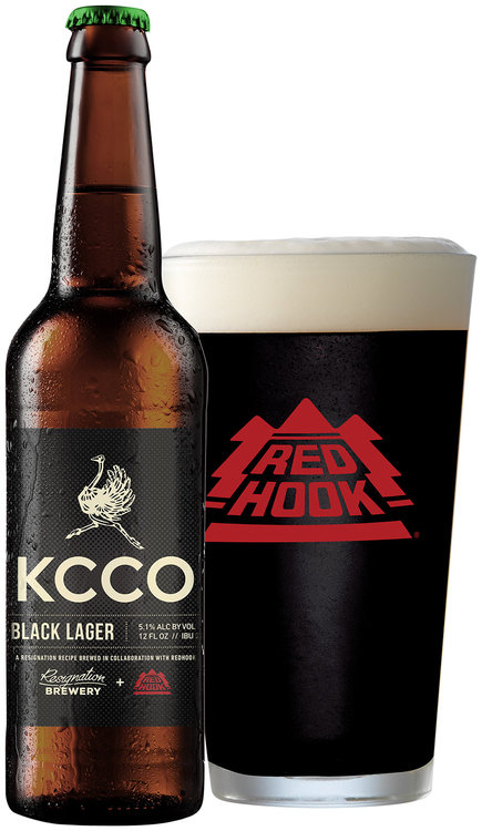 KCCO Black Lager Beer