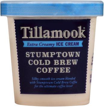 Tillamook® Stumptown Cold Brew Coffee Extra Creamy Ice Cream 15.5 fl oz. Tub