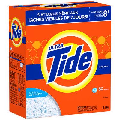 Tide Ultra Original Scent HE Powder Laundry Detergent 113 oz. Box