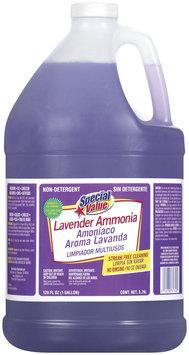 Special Value Lavender Non-Detergent Ammonia 128 Oz Jug
