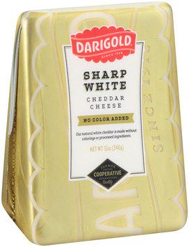 Darigold® Sharp White Cheddar Cheese 12 oz. Wedge