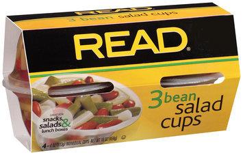 Read® 3 Bean Salad Cups 4-4 oz. Cups