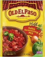 Old El Paso® Mild Salsa Seasoning Mix