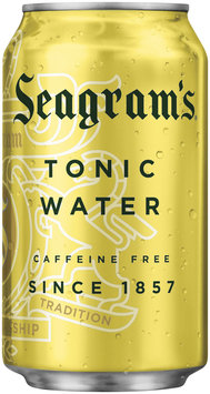 Seagram's Tonic Water 12 oz Can