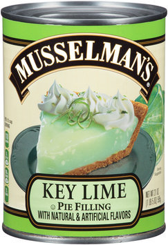 Musselman's® Key Lime Pie Filling 21 oz. Can