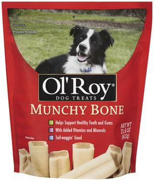 ol' roy® munchy bone dog treats