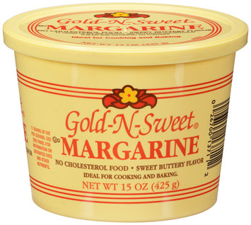Gold-N-Sweet® Margarine 15 oz. Tub