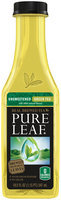 Lipton® Pure Leaf Real Brewed Unsweetened Green Iced Tea