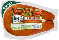Hillshire Farm Roasted Garlic Chicken Smoked Sausage 13 oz. Pack
