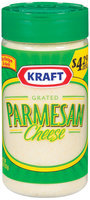Kraft Grated Cheese Parmesan Cheese 8 Oz Shaker