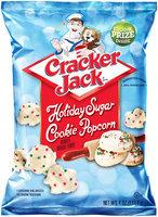 Cracker Jack® Holiday Sugar Cookie Popcorn 4 oz. Box