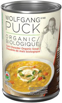 Wolfgang Puck Organic Corn Chowder Soup 398mL