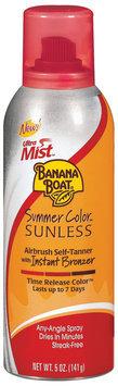 Banana Boat Ultramist Summer Color 5oz/ Sunless U.S. 141 G
