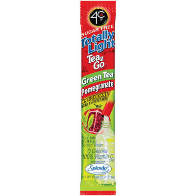 4C Itm-Tl Tea2go Packet-Green/Pomegranate Itm-Packet .064 Oz Packet