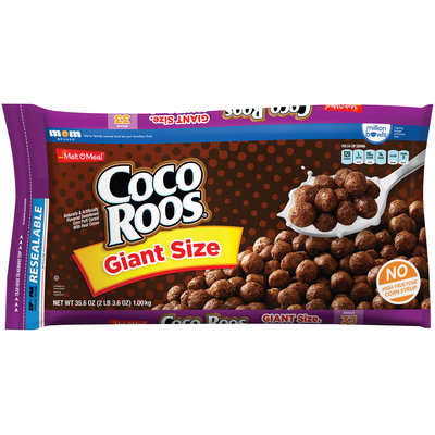 Malt-O-Meal® Cocoroos® Cereal 35.6 oz. ZIP-PAK