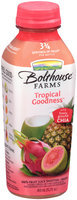 Bolthouse® Farms Tropical Goodness™ 100% Fruit Juice Smoothie + Boosts 15.2 fl. oz. Bottle