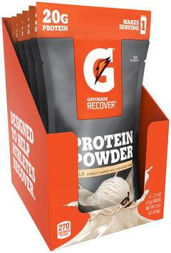 Gatorade Recover® Vanilla Whey Protein Powder 6-2.5 oz. Pouches