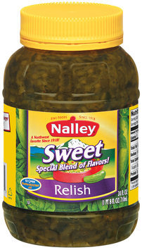 Nalley® Sweet Relish 24 fl. oz. Jar