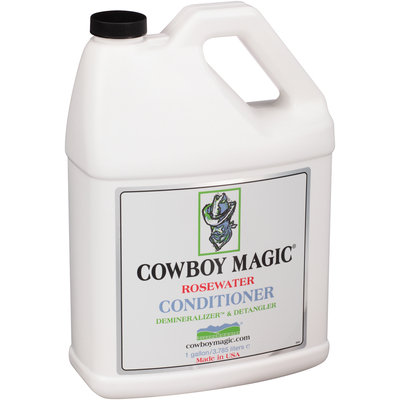Cowboy Magic® Rosewater Conditioner 1 gal. Jug