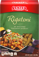 Stater Bros.® Rigatoni 16 oz. Box