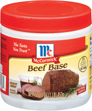 McCormick®  Beef Base