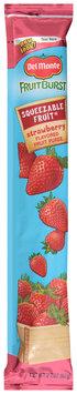 Del Monte® Fruit Burst® Squeezable Fruit Strawberry