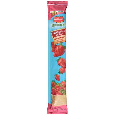 Del Monte® Fruit Burst Strawberry Squeezable Fruit