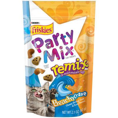 Friskies® Party Mix Remix Beachy Craze Cat Treats