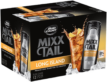Bud Light® Long Island Mixx Tail Cocktails 12-12 fl. oz. Cans