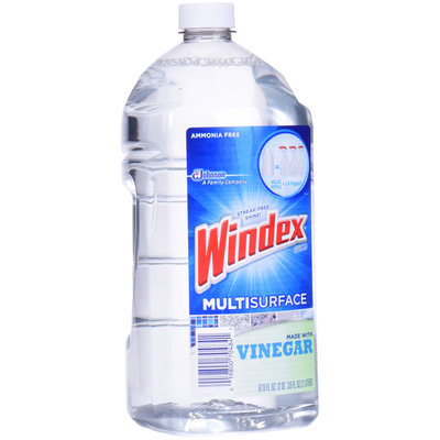 Windex® Vinegar Multisurface Cleaner Refill 67.6 fl. oz. Bottle