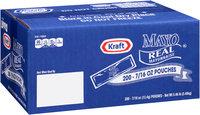Kraft Mayo Real Mayonnaise 200-0.438 oz. Pouches