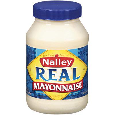 Nalley Real Mayonnaise 30 fl oz