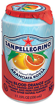 San Pellegrino® Aranciata Rossa Sparkling Blood Orange Beverage