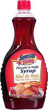 Special Value Pancake & Waffle Syrup