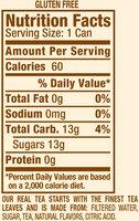 Snapple® Sorta Sweet Straight Up™ Tea 11.5 fl. oz. Can