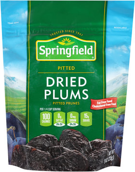 Springfield® Pitted Dried Plums