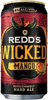 Redd's® Wicked Mango Hard Ale 10 fl. oz. Can